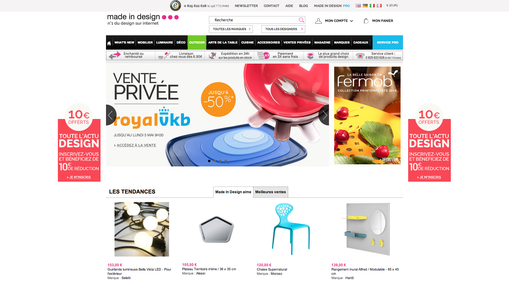 ergo-note-revue-ergonomique-du-site-made-in-design-com-frontpage